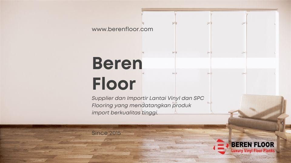 Importir dan Supplier Lantai Vinyl dan SPC Flooring Terbaik Indonesia